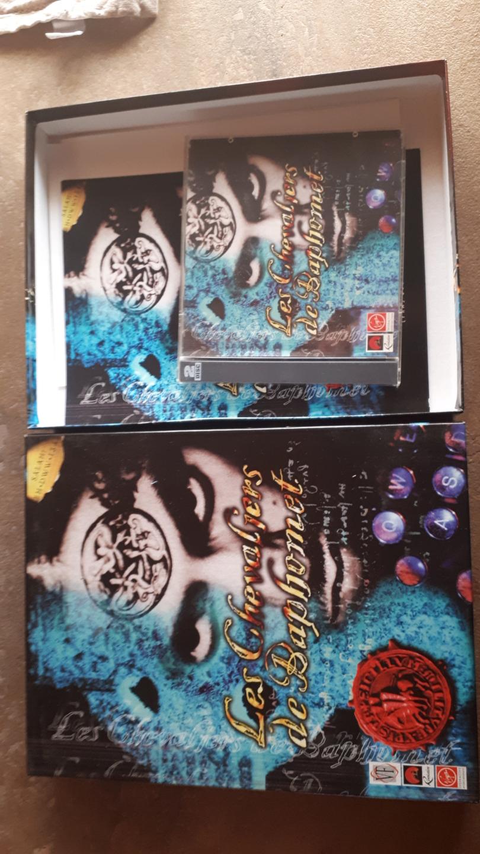 Lot jeuxVF PC Big Box 20210921