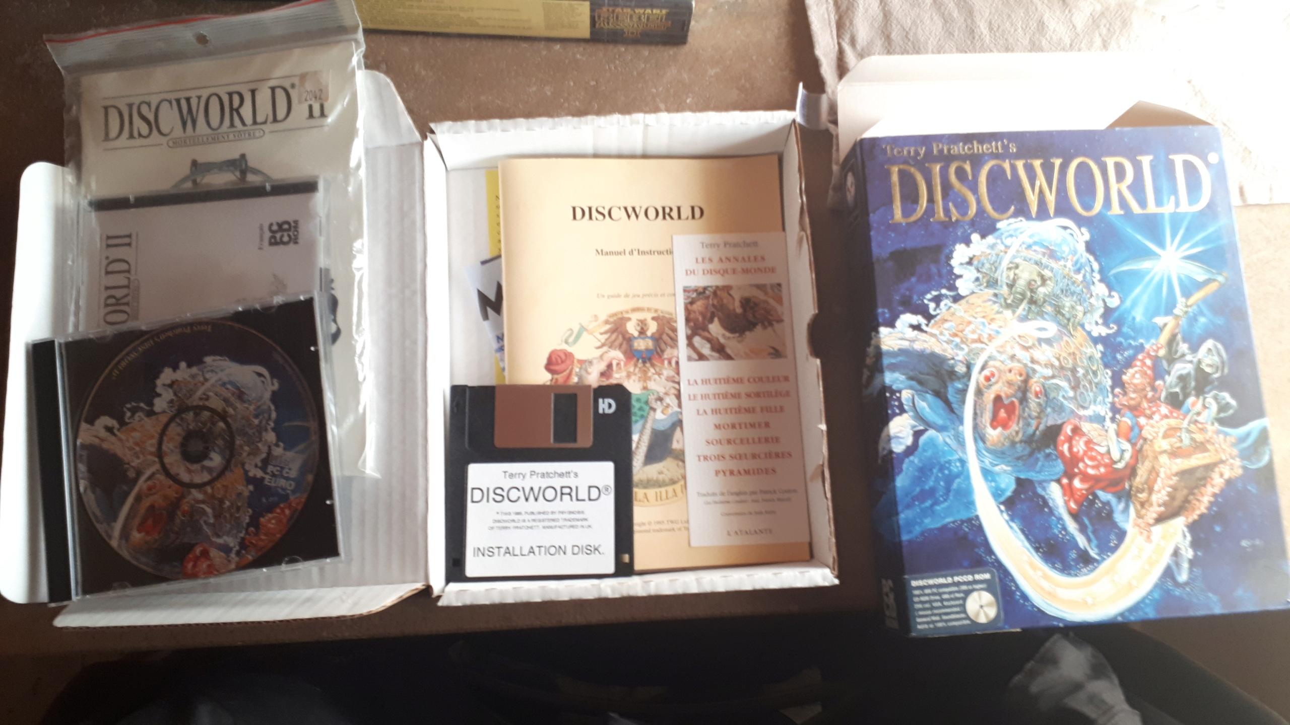 Lot jeuxVF PC Big Box 20210922