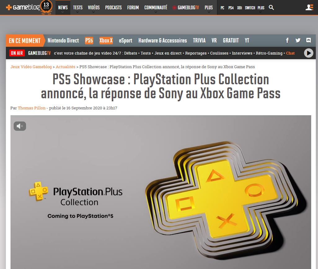 Playstation 5, ouverture des débats ! - Page 6 Captur20