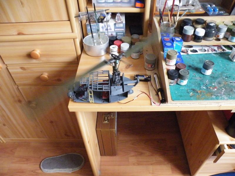 Bell Huey Gunship 1/24 Revell Gb_02912