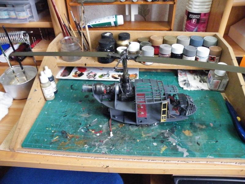 Bell Huey Gunship 1/24 Revell Gb_03011