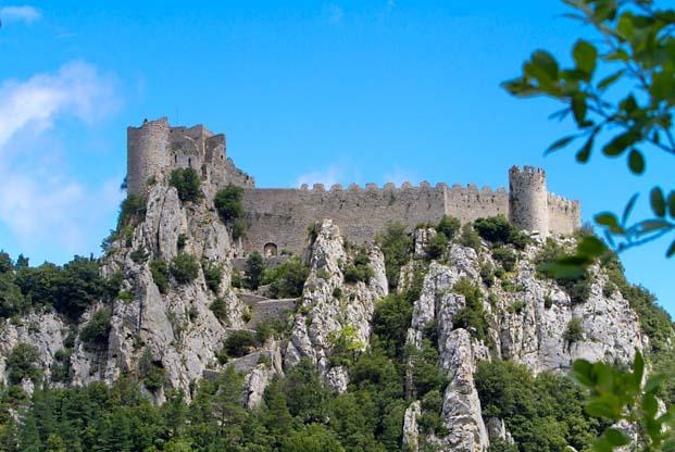 le chateau de Quéribus Fp1pca10