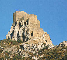 le chateau de Quéribus Queri10
