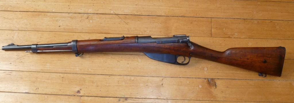 Carabine Daudeteau P1030810