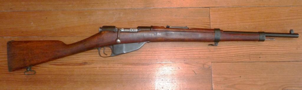 Carabine Daudeteau P1040610
