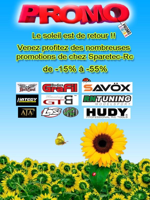 Debut des promotions chez Sparetec-Rc News_p10