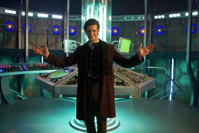 [SPOILER] Doctor Who : départ de Matt Smith Eleven10