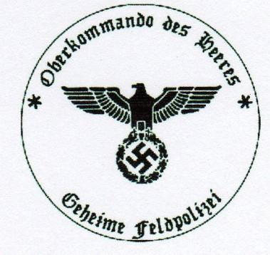 "Geheime Feldpolizei,la ""Gestapo"" de la Wehrmacht 12040510"