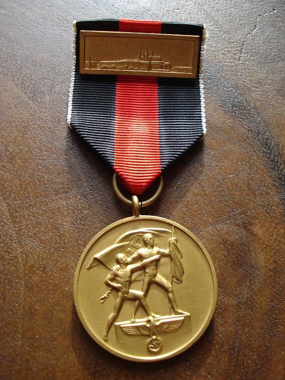 Les médailles de Hitler 13_mar11