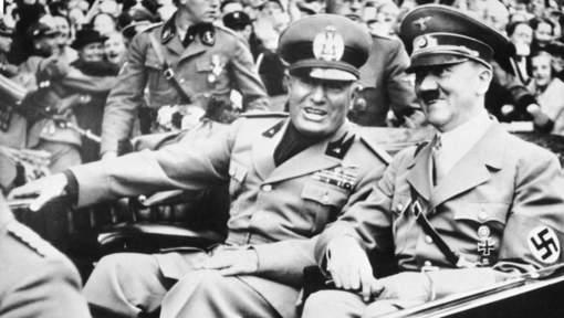 Les médailles de Hitler 193810