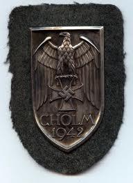 Les Plaques de bras de la Wehrmacht 210