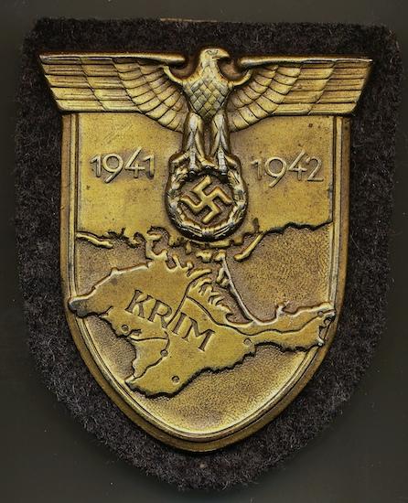 Les Plaques de bras de la Wehrmacht 310