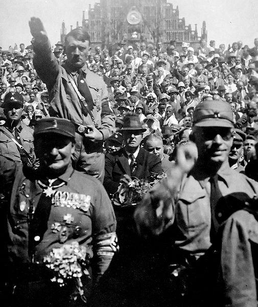 La Sturmabteilung,SA,la section d'assaut de la NSDAP, 412