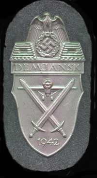 Les Plaques de bras de la Wehrmacht 510