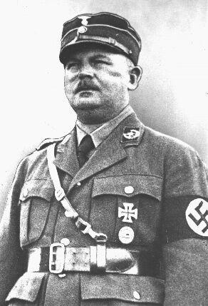 La Sturmabteilung,SA,la section d'assaut de la NSDAP, 611