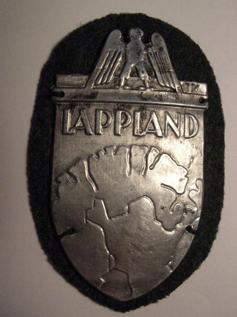 Les Plaques de bras de la Wehrmacht 710