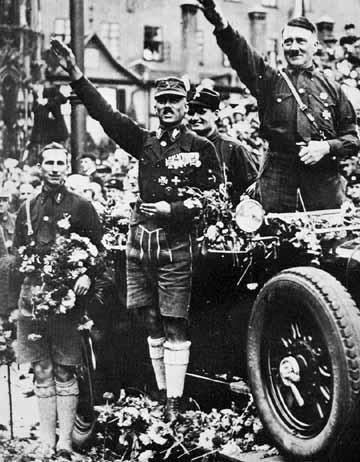 La Sturmabteilung,SA,la section d'assaut de la NSDAP, 711