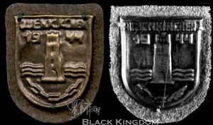 Les Plaques de bras de la Wehrmacht 910