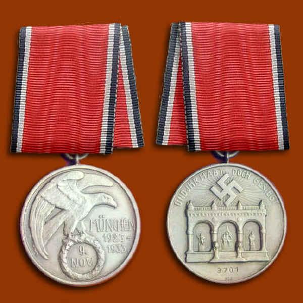Les médailles de Hitler Blutor10