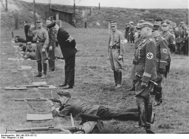 La Sturmabteilung,SA,la section d'assaut de la NSDAP, Ehrenw10