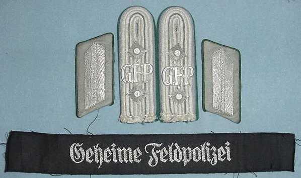 "Geheime Feldpolizei,la ""Gestapo"" de la Wehrmacht Geheim10"