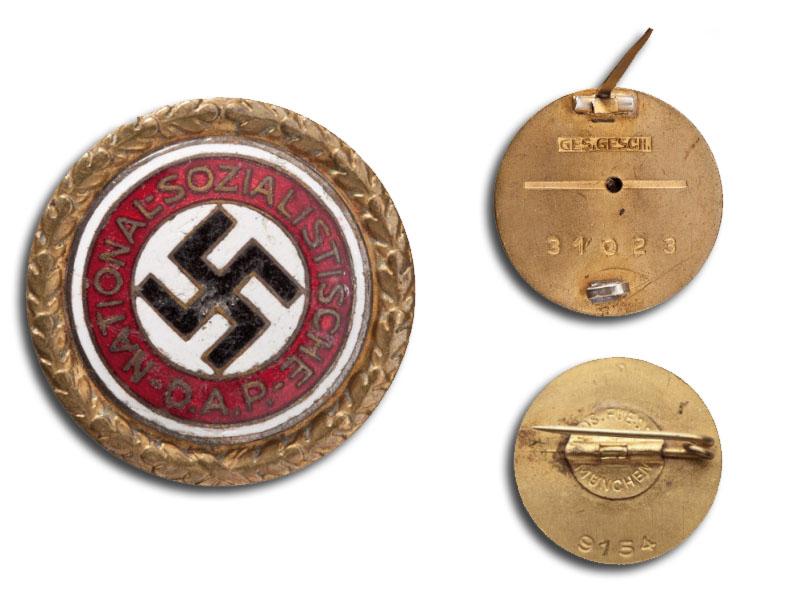 Les médailles de Hitler Golden10