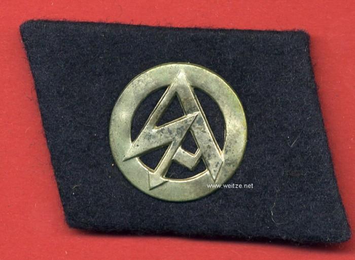 La Sturmabteilung,SA,la section d'assaut de la NSDAP, Grenza10