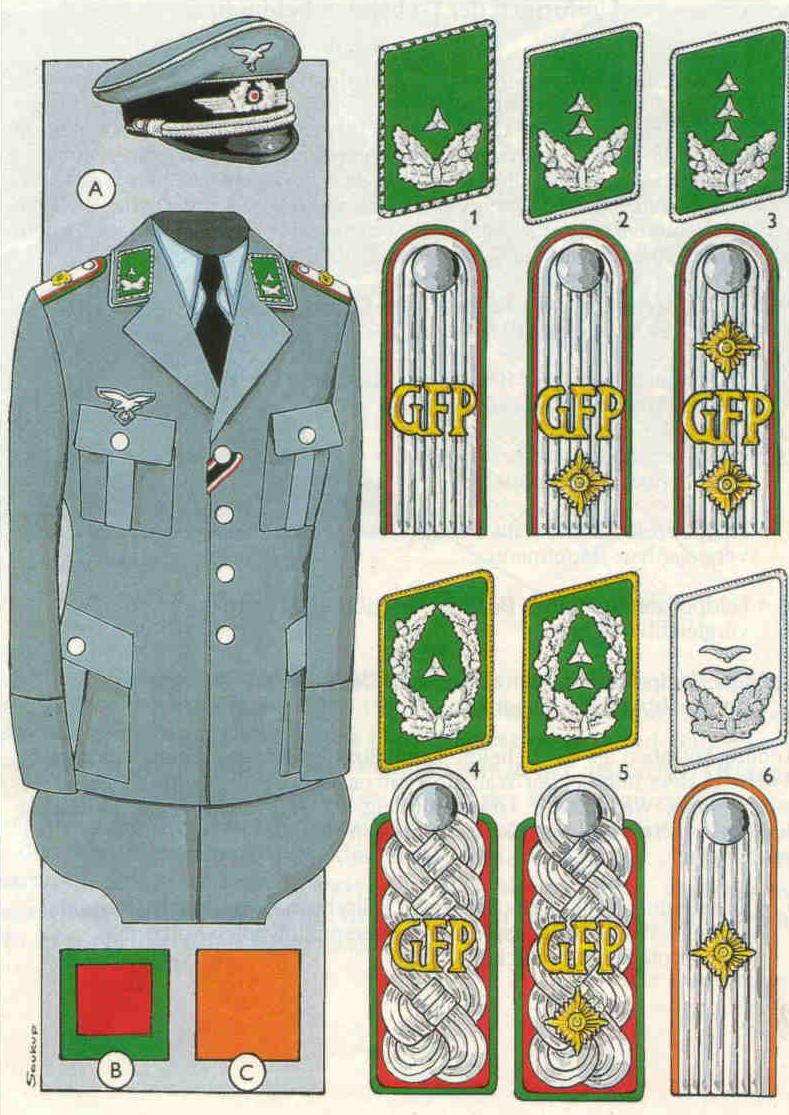 "Geheime Feldpolizei,la ""Gestapo"" de la Wehrmacht Insign10"