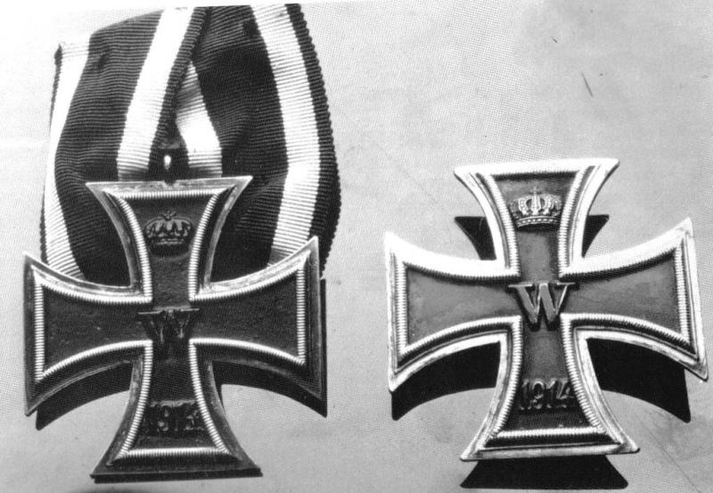 Les médailles de Hitler Ironcr10