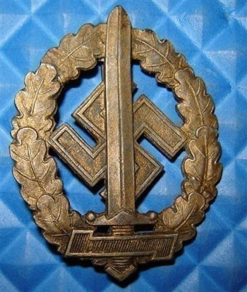La Sturmabteilung,SA,la section d'assaut de la NSDAP, Kriegs10