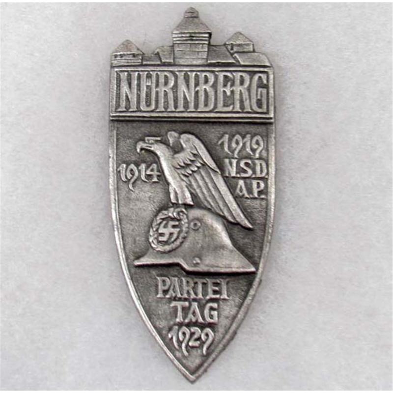 Les médailles de Hitler Nuernb10