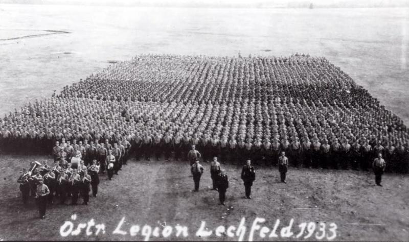 La Sturmabteilung,SA,la section d'assaut de la NSDAP, Oest_l10