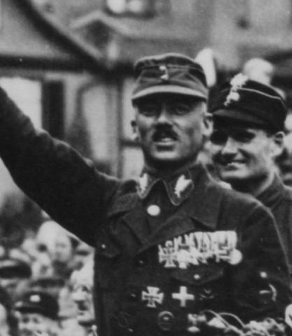 La Sturmabteilung,SA,la section d'assaut de la NSDAP, Pfeffe10