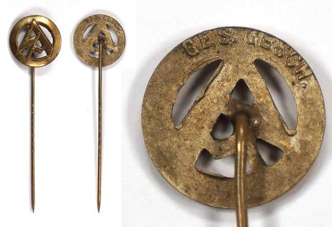 La Sturmabteilung,SA,la section d'assaut de la NSDAP, Pin_me10