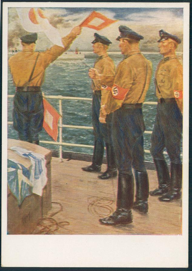 La Sturmabteilung,SA,la section d'assaut de la NSDAP, Propag11