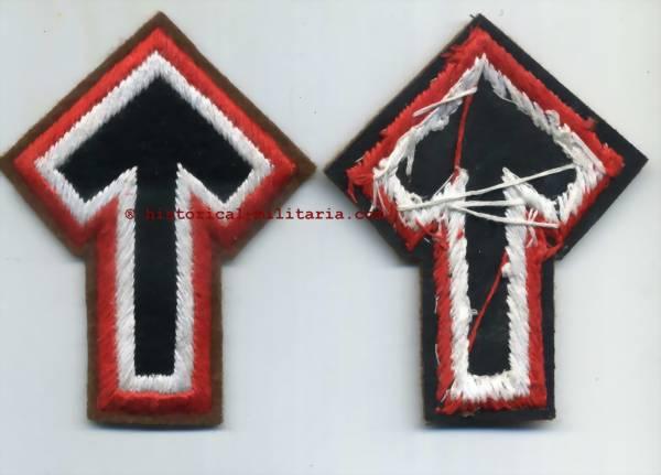 La Sturmabteilung,SA,la section d'assaut de la NSDAP, Reichs10