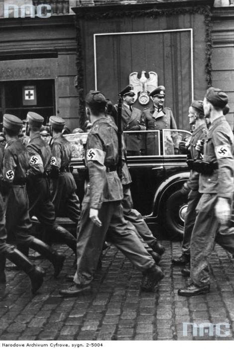 La Sturmabteilung,SA,la section d'assaut de la NSDAP, Sa_weh10