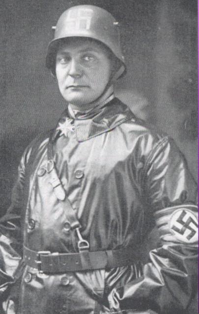 La Sturmabteilung,SA,la section d'assaut de la NSDAP, Sagori10