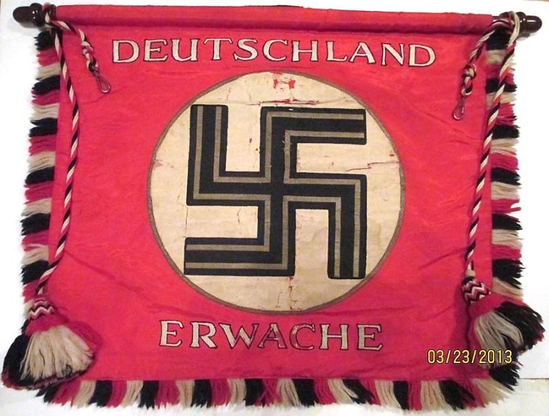 La Sturmabteilung,SA,la section d'assaut de la NSDAP, Standa11