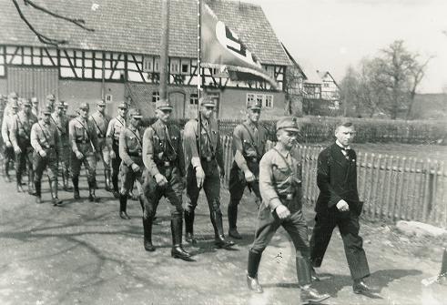 La Sturmabteilung,SA,la section d'assaut de la NSDAP, Strurm10