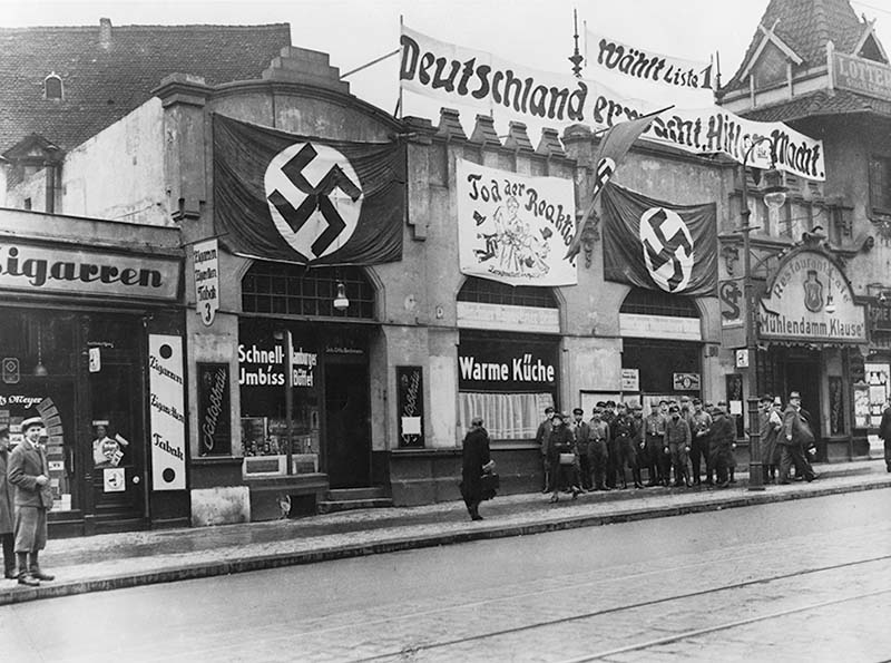 La Sturmabteilung,SA,la section d'assaut de la NSDAP, Sturml10