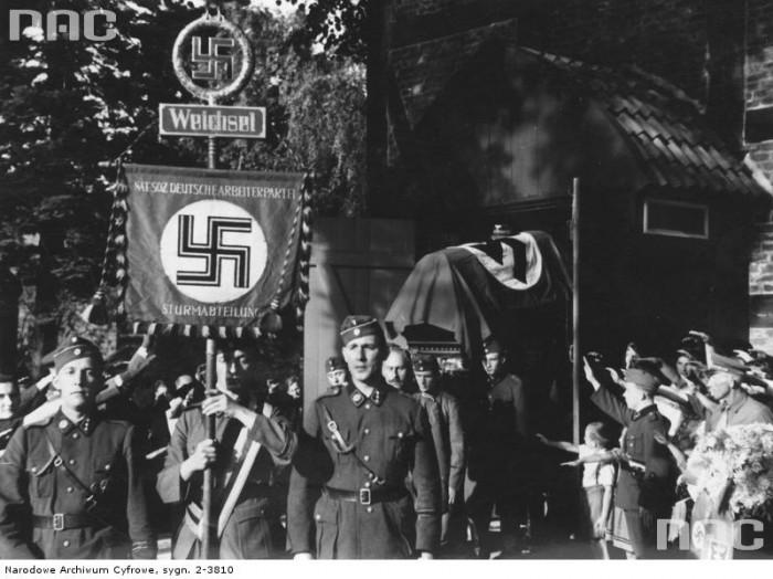 La Sturmabteilung,SA,la section d'assaut de la NSDAP, Vgad10