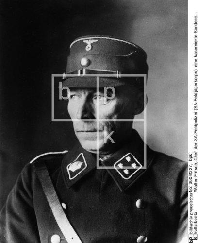 La Sturmabteilung,SA,la section d'assaut de la NSDAP, Walter10