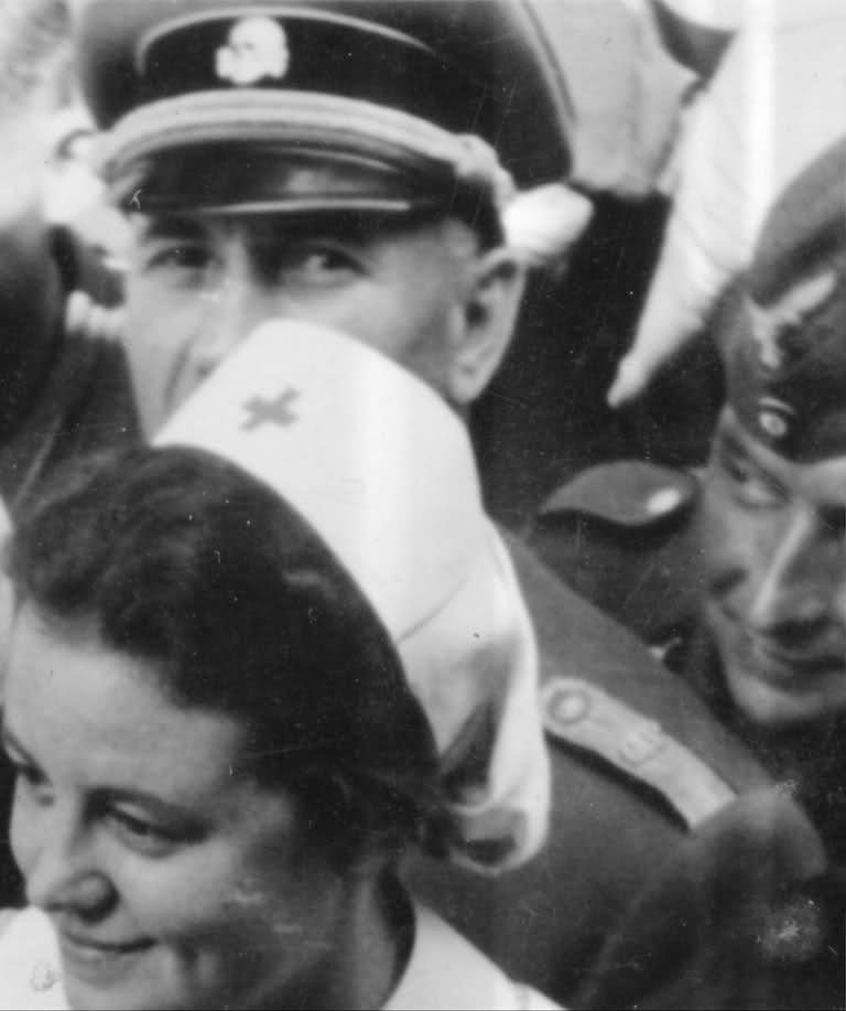 "Geheime Feldpolizei,la ""Gestapo"" de la Wehrmacht Zbv10"