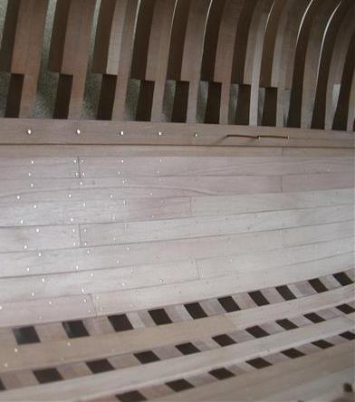 La Belle 1684 scala 1/24  piani ANCRE cantiere di grisuzone  Img_7915