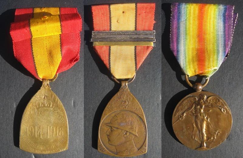 Ma petite collection de Médailles belges WW1 et WW2. Nouvelle arrivée 15/03/2015 Img_4611