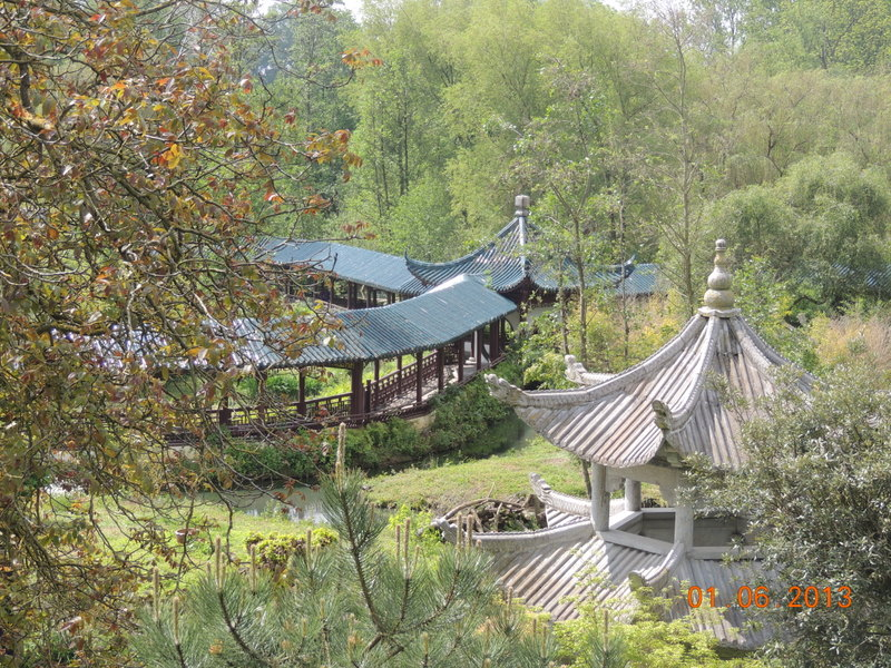 Le Parc Pairi Daiza en Belgique 16810
