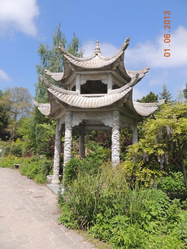Le Parc Pairi Daiza en Belgique 17010
