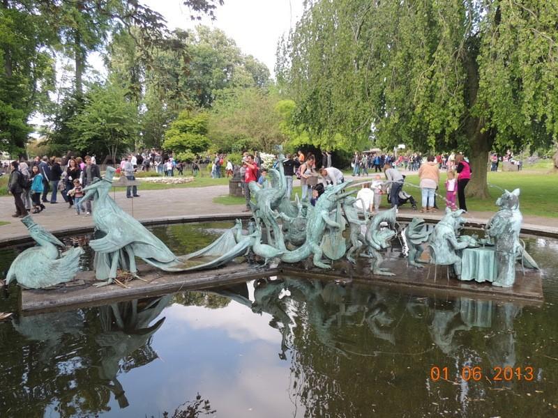 Le Parc Pairi Daiza en Belgique 37310