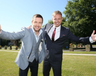 Nicky Byrne, Aidan Power emocionados sobre The Hit Aidan-10